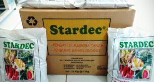 Cara pembuatan Pupuk Kandang Dengan Stardec