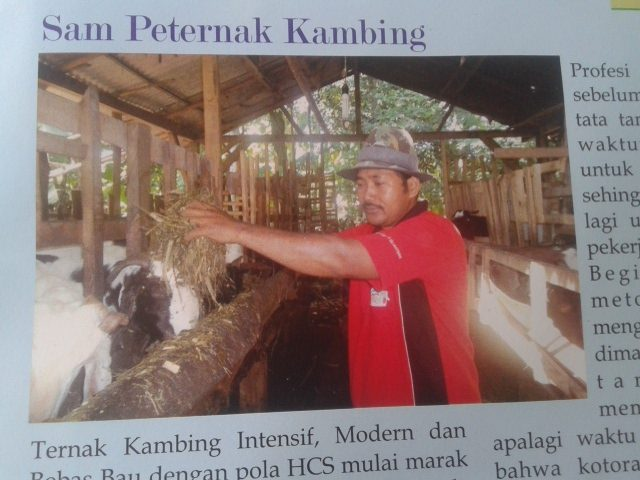 Sam Pertenak Kambing Dengan SOC HCS
