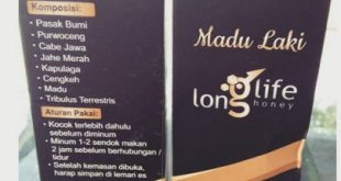 manfaat madu long life hcs