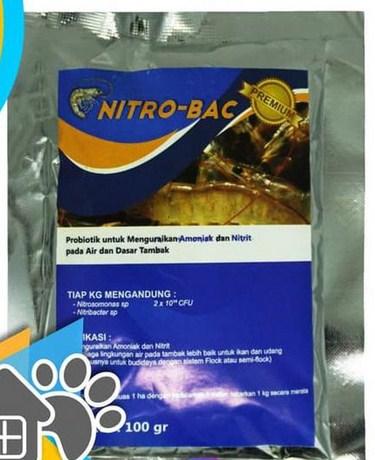Jual Probiotik Nitrobacter Nitrobac Premium 1